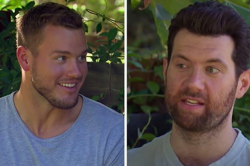 This Clip Of Colton Underwood And Billy Eichner Is Going Viral Now That Colton Has Come Out