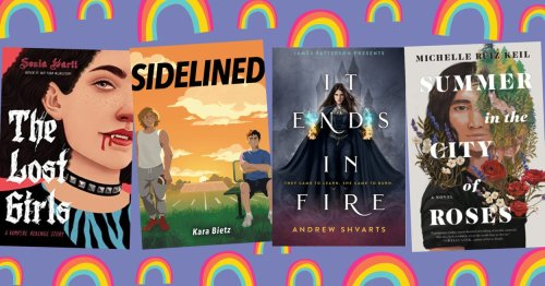 28 New LGBTQ+ Young Adult Novels That'll Add Sunshine To Your Summer