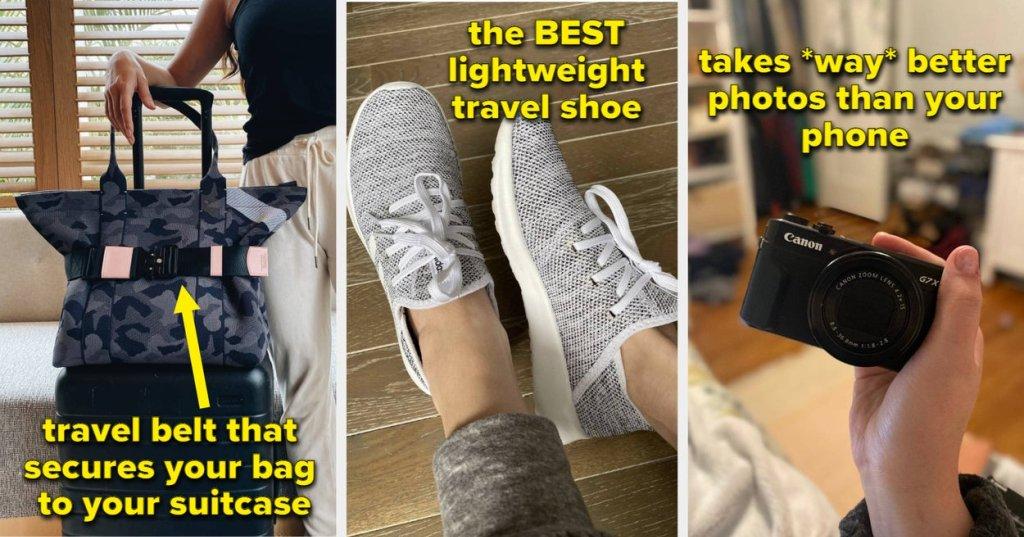 News, Travel & Self Improvement  - cover