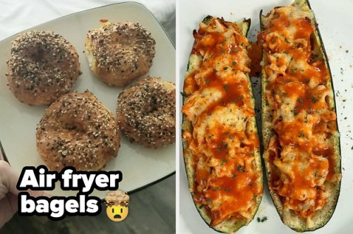 27 Borderline Genius Air Fryer Recipes That Redditors Are Low-Key Obsessed With