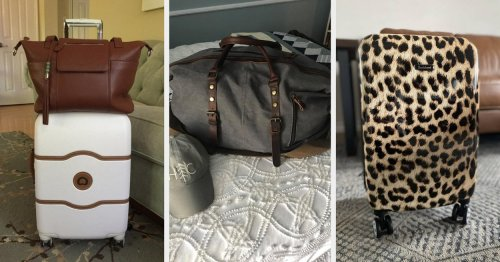 19 Pieces Of Luggage From Amazon That Have Hundreds Of 5-Star Reviews For A Reason