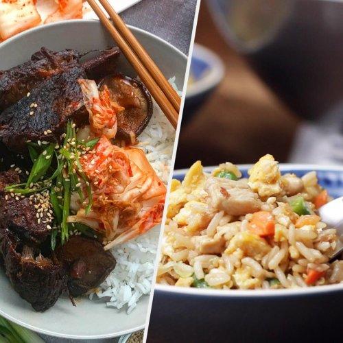 Rice Around The World | Recipes
