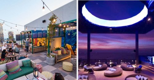 17 Hotel Rooftops You Definitely Have To See For Yourself