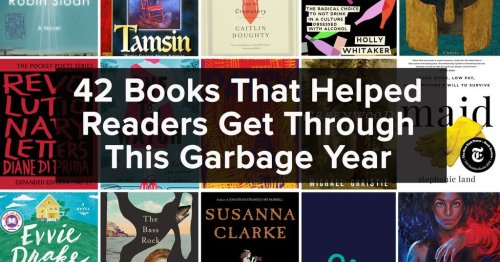 42 Books That Made 2020 A Little Less Awful