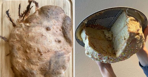 17 Totally Horrendous — And Seriously Funny — Baking Fails That Could Have Only Been Committed In 2020