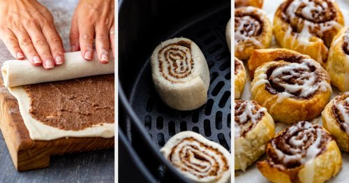 31 Air Fryer Snacks, Sides, Main Dishes, And Desserts To Make For The Holidays