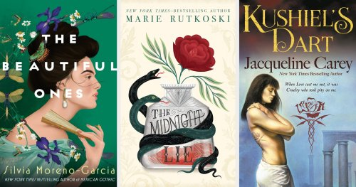 16 Fantasy Romances To Steam Up Your Valentine's Day
