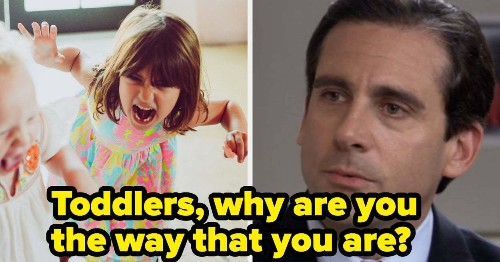 19 Delightfully Weird Things Toddlers Do That Make Exactly 0% Sense