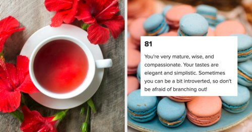 Plan A Fancy Little Tea Party And We'll Reveal Your True Mental Age