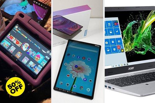 Prime Day Laptop & Tablet Deals Under $500 in 2021