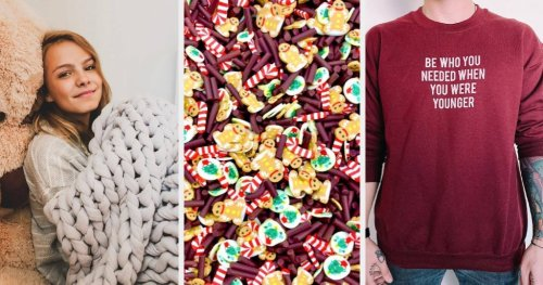 39 Wholesome Gifts That Would Warm Even The Grinch's Heart