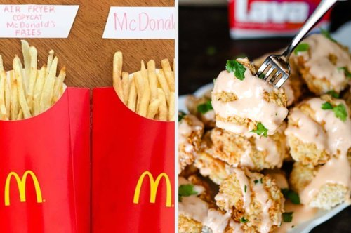 21 Air Fryer Fast Food Copycat Recipes That Are (Almost) As Good As The Real Thing