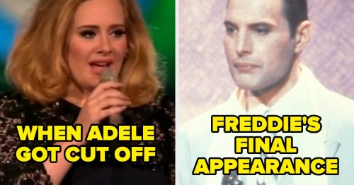 17 Outrageous Things That Actually Happened At The Brit Awards Which I Still Haven't Come To Terms With