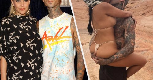 "Travis Barker's Ex-Wife Shanna Moakler Says His PDA With Kourtney Kardashian Is ""Weird"""