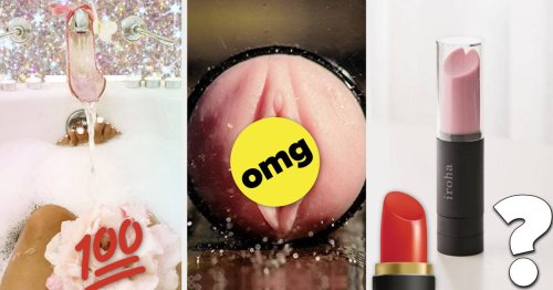 40 Sex Toys You'll Wanna Make Your Valentine