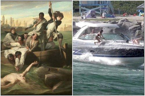 Ahoy, Humans, Do Not Tempt The Cruel Gods Of The Sea