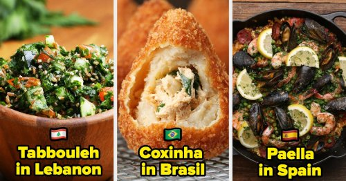 People Around The World Are Sharing The Dish You Absolutely Must Try In Their Country