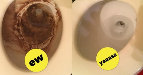 25 Items With Before-And-After Photos So Shocking, Haters Will Say It's Photoshop