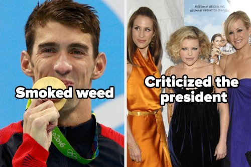 21 Celebrities Who People Believe Were Unfairly Canceled