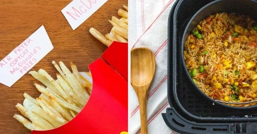 14 Air Fryer Tips, Tricks, And Hacks That Are Seriously Smart