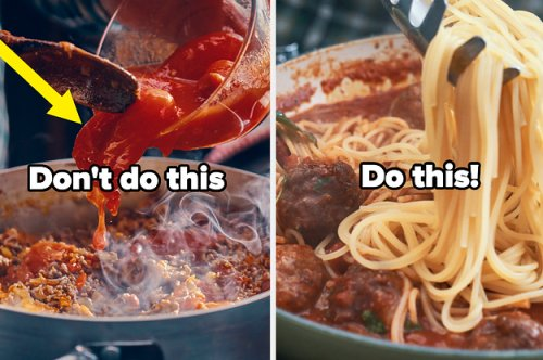 28 Simple (Yet Seriously Important) Cooking Tips That Will Upgrade Pastas, Soups, Pancakes, And More