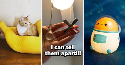 28 Products That Will Make You Laugh But Also Improve Your Life