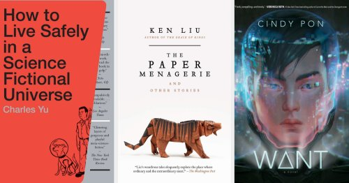 36 Excellent Science Fiction And Fantasy Books From AAPI Authors
