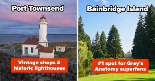 20 Of The Very Best Small Towns To Visit In Washington State