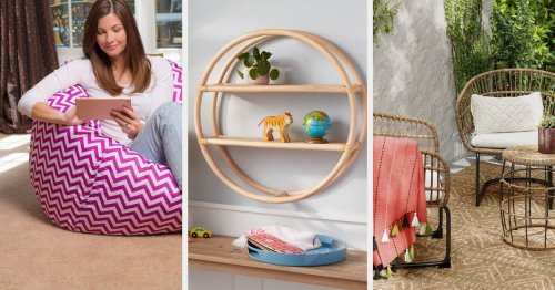 If You're Looking To Redecorate Your Home, These 31 Home Pieces From Target Will Do All The Work