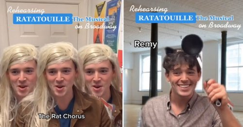 "Gen Z Is Making ""Ratatouille"" Into A Full-Blown Musical On TikTok"