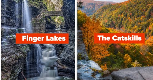 The 19 Best Spots In New York State For Anyone Who Loves Hiking, Nature, Or Just Being In The Great Outdoors