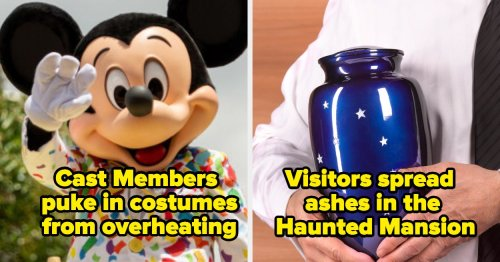 16 Eye-Opening Secrets And Stories From People Who Worked At The Disney Parks