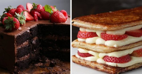 """30 """"Great British Baking Show""""-Inspired Recipes That Will Make You Star Baker"""