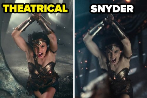 """43 Changes Zack Snyder Made To """"Justice League"""" That Turned It Into Basically A Different Movie"""