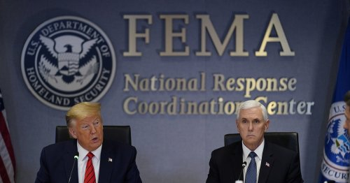 """FEMA Told Congress It Had """"Very Little Knowledge"""" About The Coronavirus Response Before March. New Documents Show It's Been Deeply Involved Since The Beginning."""