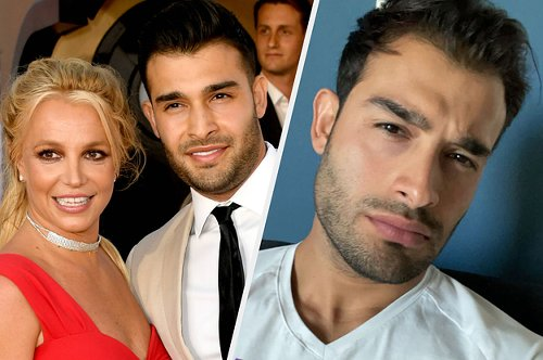 Britney Spears' Boyfriend Sam Asghari Just Showed Exactly How He Feels About Her Conservatorship