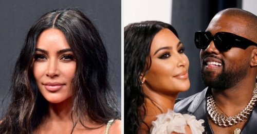 """Kim Kardashian Revealed Kanye West Is """"The Most Inspirational Person"""" To Her And Still Has A Stake In Skims Weeks After They Were Rumored To Be """"Rebuilding Their Relationship"""" And Reconsidering Divorce"""