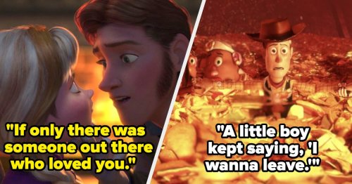25 Disney Movie Moments That Were So Major, They Made People Audibly React In The Theater