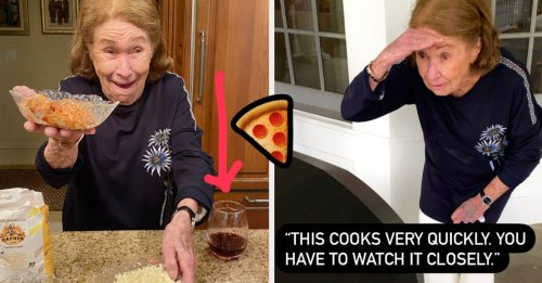 How To Make The Perfect Pizza, According To My 93-Year-Old Grandma Lenny, Who Knows Everything