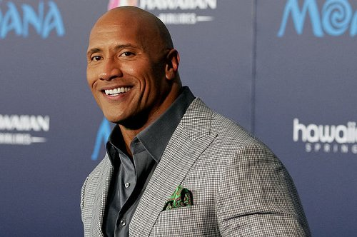 Dwayne Johnson Showed How He Spent Over 30 Hours Having His Bull Tattoo Retraced And My Mind Is Blown