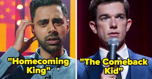18 Comedy Specials On Netflix That Are A Must Watch If You're In Your Twenties