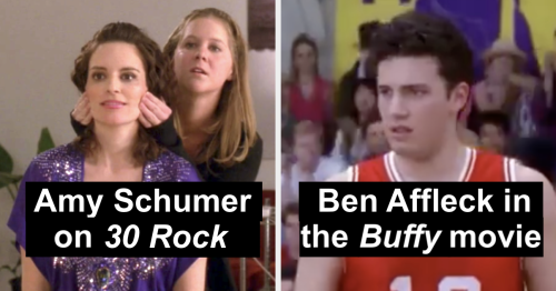 29 Mega Famous Actors People Were Shocked To See In Old Movies And TV Shows