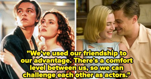 10 Behind-The-Scenes Stories From Famous Actors Who Work So Damn Well Together