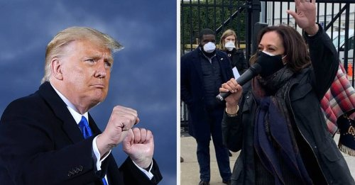 The Pandemic Election Has The Two Presidential Campaigns Living In Different Universes