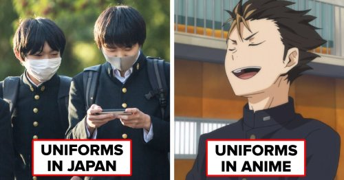Differences And Similarities Between Japan In Anime Vs. Real Life