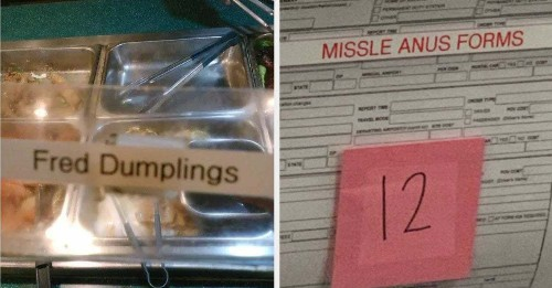 Sorry, But It's Actually Physically Impossible Not To Laugh At Any Of These 32 Pictures
