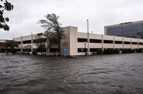 These Incredible Pictures Show The Wrath Of Hurricane Sally
