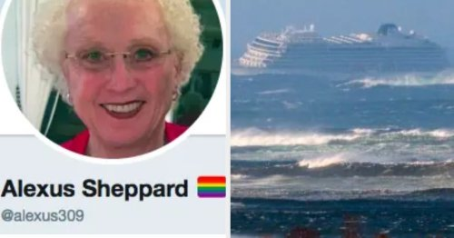 I'm Obsessed With This Woman Tweeting About Being On That Stranded Cruise Ship