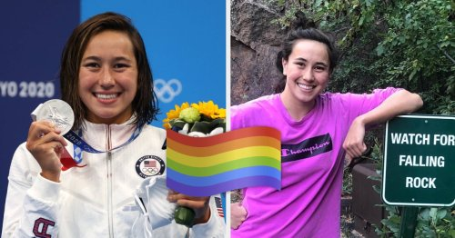 Lesbians, We Have A New Supreme And She's An Olympian Named Erica Sullivan