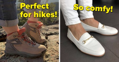 These 25 Reviewer-Loved Shoes From Amazon Are Incredibly Comfortable (And We Have The Proof)